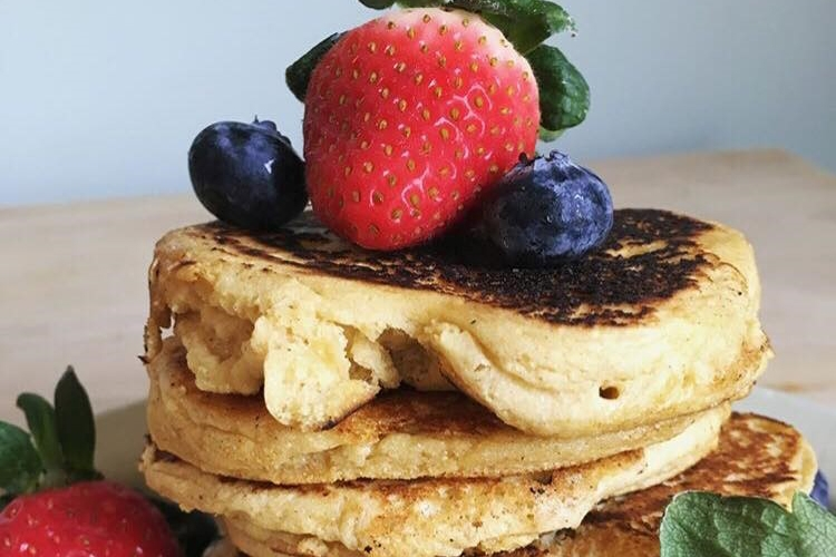 PAN Vegan Chickpea Pancakes