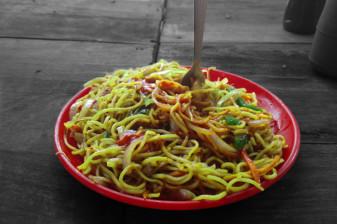 PAN Vegan Lo Mein Recipe