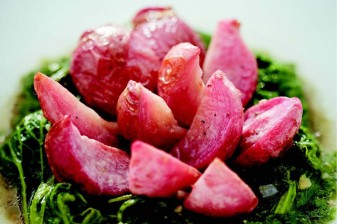 turnips and greens vegan
